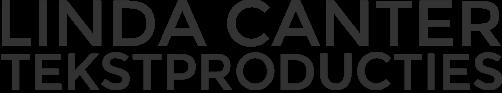 Logo Linda Canter Tekstproducties